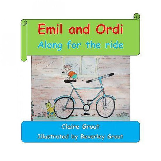 Emil and Ordi - Along for the ride