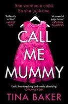 Omslag Call Me Mummy