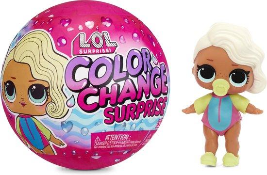 L.O.L. Surprise! Color Change Bal - Minipop - Multicolor