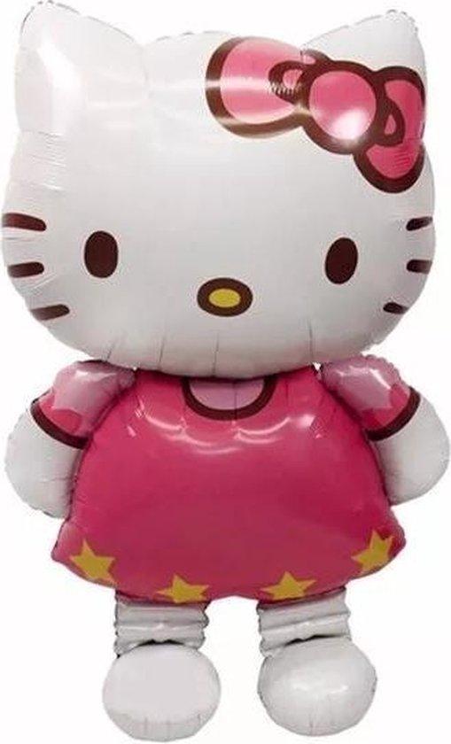 Folieballon Hello Kitty XL, kindercrea