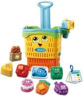 VTech Scan & Leer 2 in 1 Winkelmand - Interactief Babyspeelgoed
