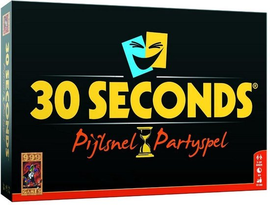 30 Seconds ® Bordspel