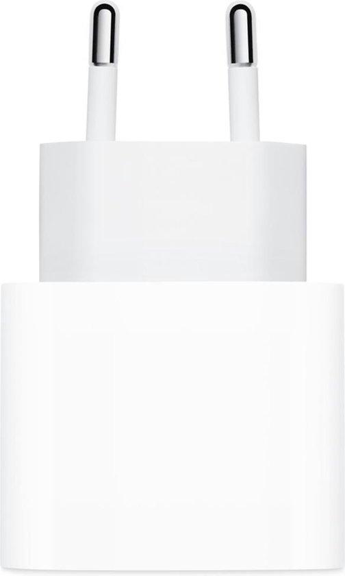 Afbeelding van Apple 20W USB-C Snellader - Wit
