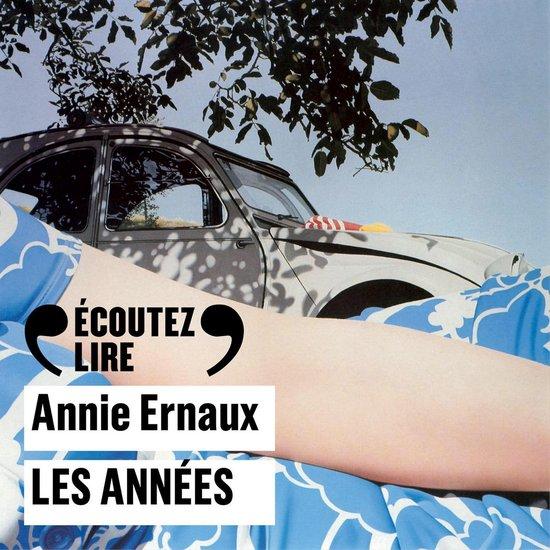 Boek cover Les années van Annie Ernaux (Onbekend)