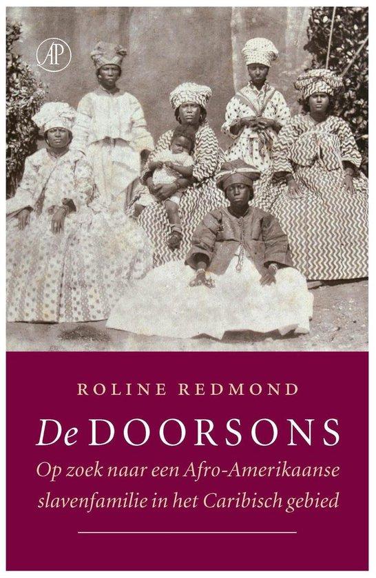Boek cover De doorsons van Roline Redmond (Onbekend)