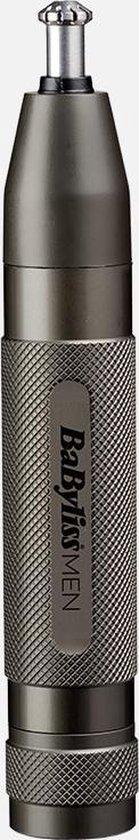 BaBylissMEN Diamond E110E - Wenkbrauw trimmer & Neustrimmer