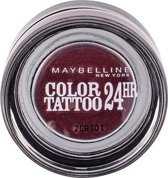 Maybelline Color Tattoo 24H - 70 Metallic Pomegranate - Roze - Oogschaduw