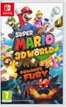 Super Mario 3D World + Bowser's Fury - Switch