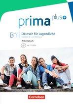Prisma Plus B1 Deutsch für Jugendliche Arbeitsbuch mit CD-ROM
