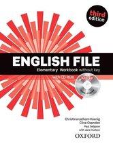 English File - Elem (third edition) wb without key + ichecke