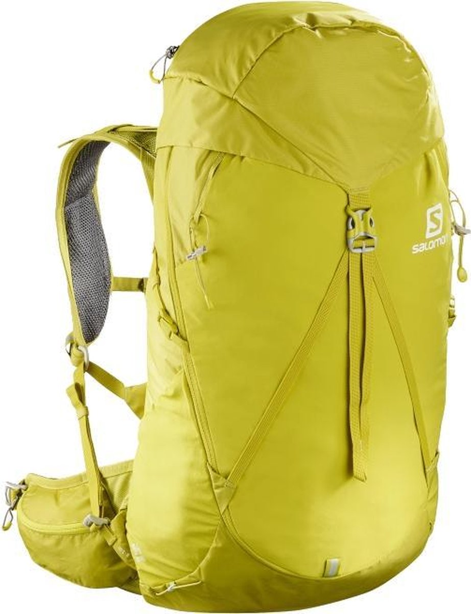 Salomon Out Night 30+5 Backpack C10933, Unisex, Geel, Rugzak