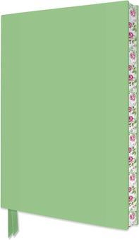 Pale Mint Green Artisan Notebook (Flame Tree Journals)
