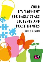 Omslag Child Development for Early Years Students and Practitioners
