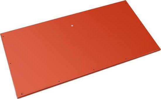 bottom panel small steenrood airco buitenunit omkasting 500 X 1000 MM