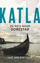 Boek cover Katla van Luit van der Tuuk
