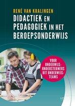 Didactiek en pedagogiek in het beroepsonderwijs