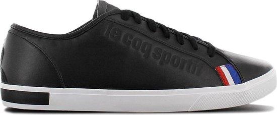 Le Coq Sportif Verdon Premium - Heren Sneakers Sport Casual Schoenen Zwart 1911037 - Maat EU 46 UK 11