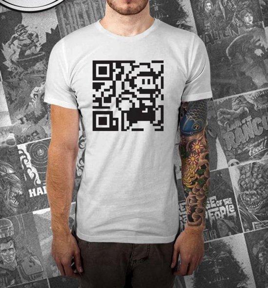 HG CREATION - T-Shirt Mario Scan (XL)