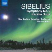 Sibelius: Symp.2/Karelia Suite