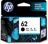HP 62 - Inktcartridge / Zwart