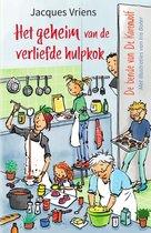 Boek cover Het geheim van de verliefde hulpkok van Jacques Vriens
