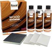 Natural Wood Sealer - Wood Care Kit | Natuurlijke hout beschermer en onderhoud set