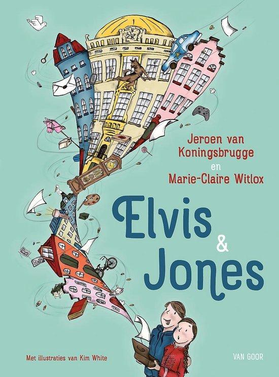 Elvis & Jones  -   Elvis & Jones