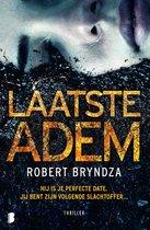 Boek cover Erika Foster 4 - Laatste adem van Robert Bryndza (Onbekend)