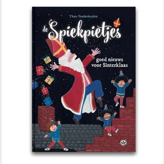 550x550 - Nog meer leuke en originele kinderboeken rond Sinterklaas