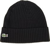 Lacoste Knitted Cap Muts Mannen - One Size