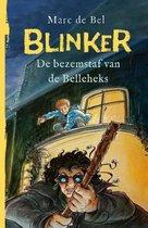 Blinker 5 -   Blinker en de bezemstaf van de Belleheks