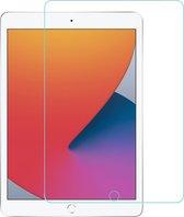 iPad 10.2 2020 Screenprotector Tempered Glass Gehard Screen Cover