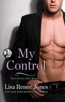 Boek cover My Control van Lisa Renee Jones