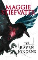 Boek cover De raven jongens van Maggie Stiefvater (Paperback)