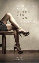 Boek Marique Maas - Muren van glas 3 - De bestemming