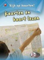 Kijk op kaarten!  -   Kaarten en kaart lezen