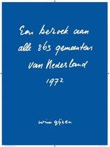 Een bezoek aan alle 863 gemeenten van Nederland - 1972