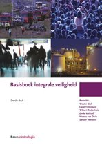 Boek cover Basisboek integrale veiligheid van