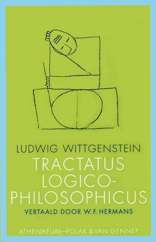 Boek cover Tractatus logico-philosophicus van L. Wittgenstein (Paperback)