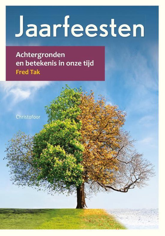 Boek cover Jaarfeesten van Fred Tak (Paperback)