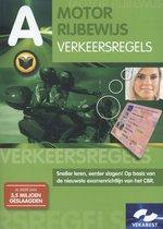 Boek cover Motor rijbewijs A Verkeersregels van VekaBest Verkeersleermiddelen (Paperback)