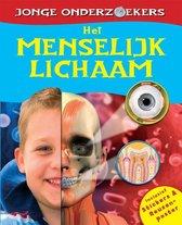 Kinderboeken Rebo Menselijk lichaam - Jonge onderzoekers: Het menselijk lichaam