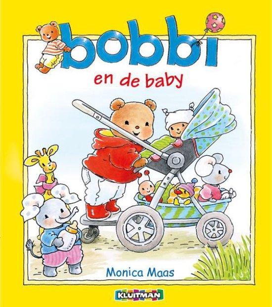 Boek cover Bobbi en de baby van Monica Maas (Hardcover)