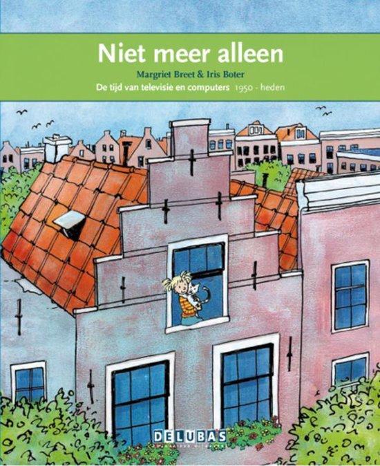 Boek cover Terugblikken leesboeken 45 -  Niet meer alleen Annie M.G. Schmidt van Margriet Breet (Hardcover)