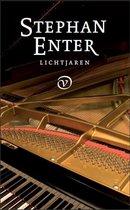 Boek cover Lichtjaren van Stephan Enter