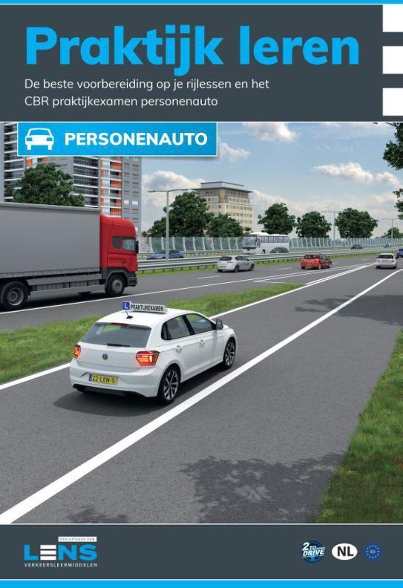 Lens verkeersleermiddelen  -   Praktijk leren personenauto