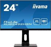 iiyama PROLITE XUB2492HSN-B1 - Full HD USB-C IPS Monitor - 24 Inch