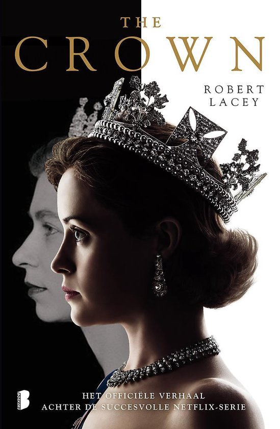Boek cover The Crown van Robert Lacey (Paperback)