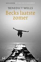 Boek cover Becks laatste zomer van Benedict Wells (Hardcover)