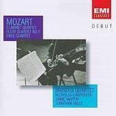 Mozart: Clarinet Quintet; Flute Quartet No. 1; Oboe Quartet